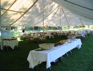 The Tent Pavilion