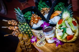 Trader Vic's Catering in Emeryville