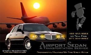 Airport Sedan & Transportation Services