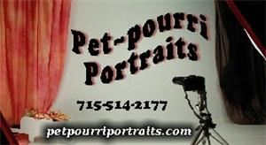 Pet  Pourri Portraits