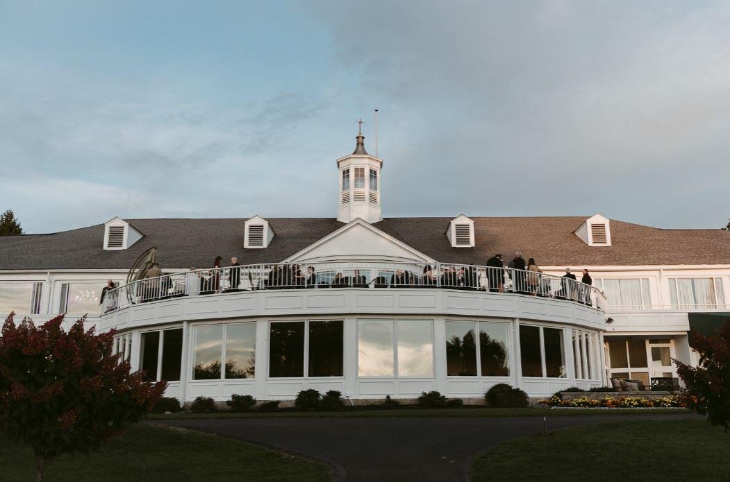 Ledgemont Country Club Seekonk Ma Wedding Venue