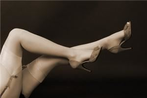 Stilettos Boudoir Photography