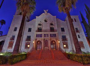 The Riverside Municipal Auditorium