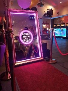 The Creative Factory Events Photo Booth