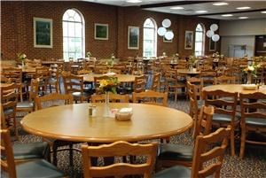Stevens-Pike Dining Room