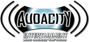 Audacity Entertainment Disc Jockey Services