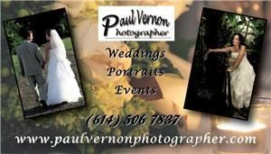 Paul Vernon Photographer