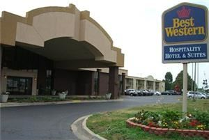 Best Western - Hospitality Hotel & Suites