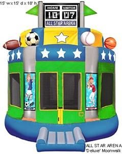 BOUNCE 'N' CELEBRATIONS PARTY RENTALS