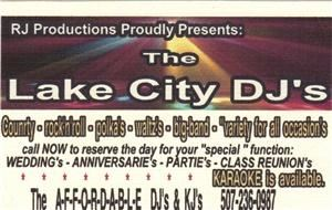 Lake City Djs