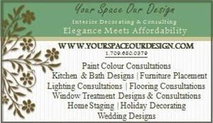 Your Space Our Design