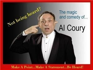 Al Coury Magic & Comedy