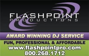 Flashpoint Productions Premium DJ Services