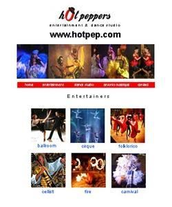 Hot Peppers Entertainment