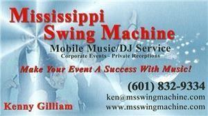 Mississippi Swing Machine