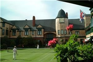 The International Tennis Hall of Fame & Museum