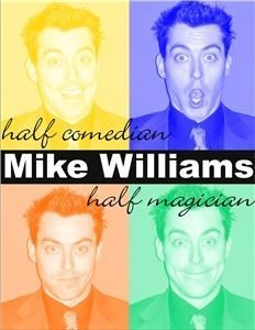 Magician Mike Williams