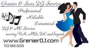 Grenier & Sons DJ Service