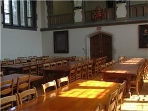 Burwash Dining Hall