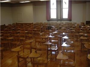 Victoria College Room 323