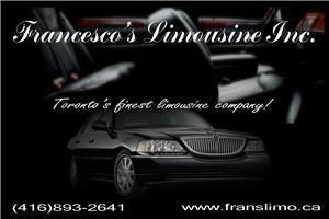 Francesco's Limousine