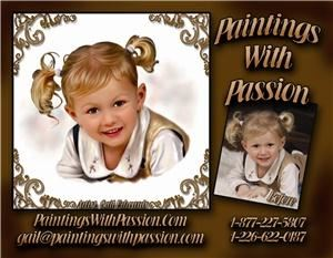 Paintings With Passion