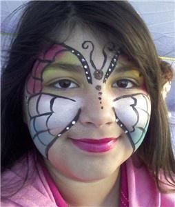 SweetFace Face Painting