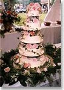Sharon Myers Fine Catering - Wedding Cakes
