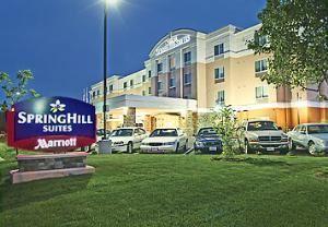 SpringHill Suites Sacramento Airport Natomas