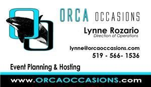 Orca Occasions