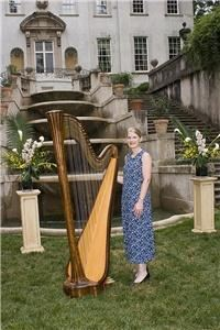 Dania Lane Harpist