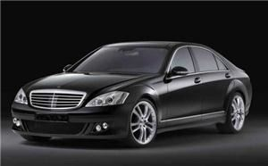 Automotive Luxury Limousine