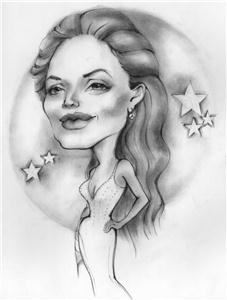 Caricatures by Irina