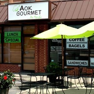 AOK Gourmet - Lake Forest