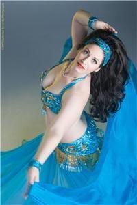 Sabrina Belly Dancer