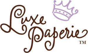 Luxe Paperie - Orange