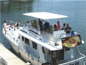 MEETINGS AFLOAT! Executive Yacht Charters