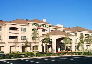Courtyard Salinas Monterey