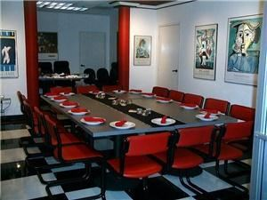 Executive Dining Room