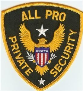 All Pro Security