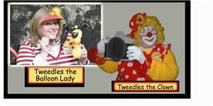 Tweedles The Clown