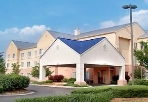 Fairfield Inn St. Louis Fenton