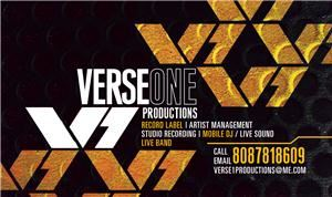 Verse One Productions, LLC