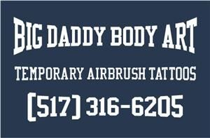 Big Daddy Body Art