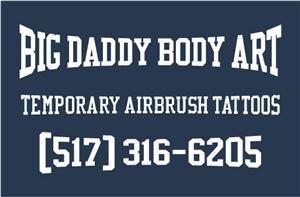 Big Daddy Body Art