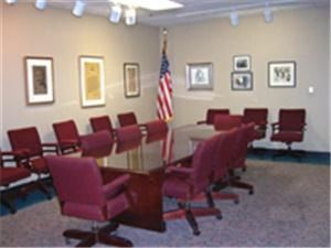 The Hunter Board Room