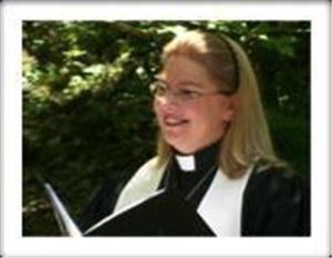 Minister Sue Mathes - Suffolk