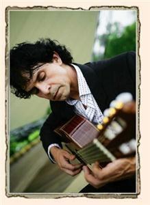 Aris Quiroga- Classical & World Contemporary Guitar Music