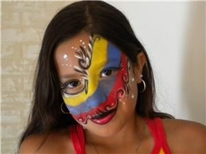Face Painting By Jese - Sparta