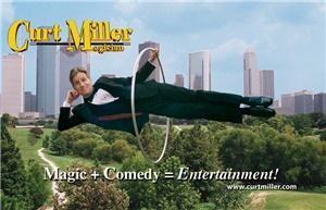 Curt Miller - Magician & Comedian